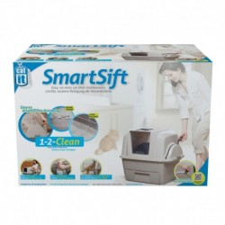 WC P/Gatos Smart Sift