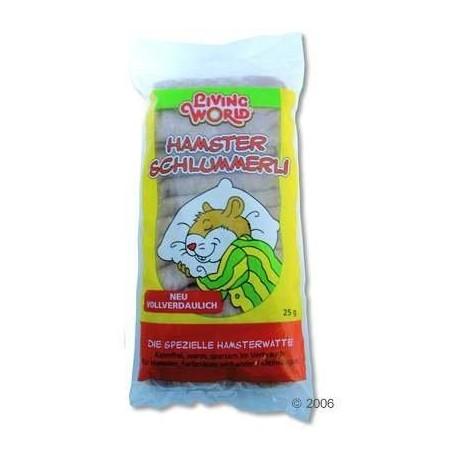 Manta blanca p/hamster