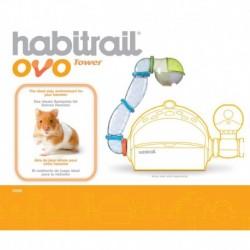 HABITRAIL HUEVO-TORRE C/ ESCONDITE