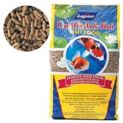 Sticks Laguna p/Koi & Goldfish 1000 gr