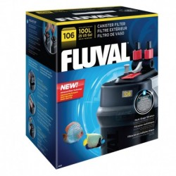 Filtro ext. Fluval 106