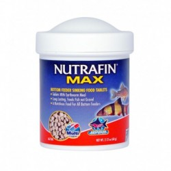 Nut. Max pastillas de fondo 100 ml / 60 gr