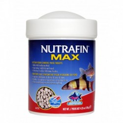 Nut. Max pastillas de fondo 200 ml / 120 gr