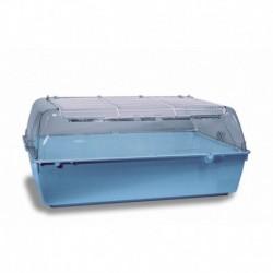 Jaula ZooZone azul 100x51x37 cm
