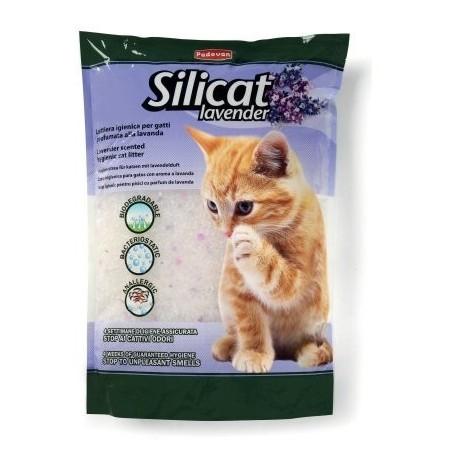 Litter p/gatos Lavanda 5L