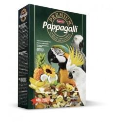 Racion comp. Premium papagayos 500gr