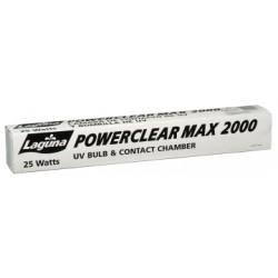 CAMARA C/ LAMPADA 25W P/UV2000
