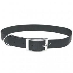 Collar nylon liso negro 15.9mmx41cm