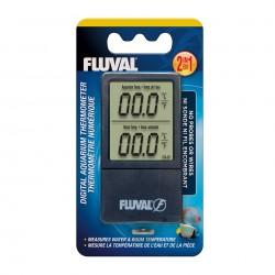 Termometro digital Fluval 2 em 1
