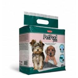 Alfombra higiénica PetPad plus para perros 60x60cm 10un
