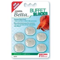 Bloque Buffet BETTA  7 Dias Marina 12g