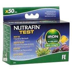 TEST FE--HIERRO (0 - 1 mg/l) AGUA DULCE/SALADA