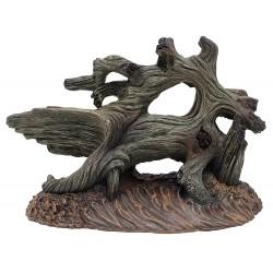 Decoracion madera en arena M