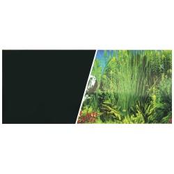 Poster D.F. plantas/negro 7,5mx45cm