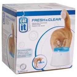 Bebedero fuente p/gatos PQ. 2L