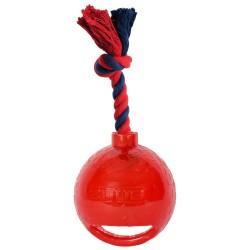ZEUS SPARK  TUG BALL 12.7CM, ROJA
