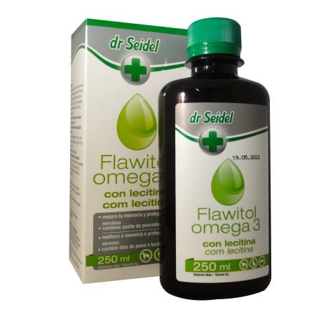 DR. SEIDEL FLAWITOL OMEGA 3 CON LECITINA - 250ML
