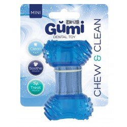 JUGUETE HUESO ZEUS GUMI DENTAL CHEW Ð MINI