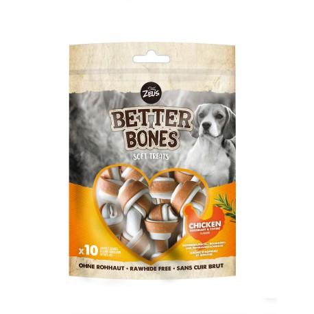 BETTER BONES HUESO CON POLLO, ROMERO & TOMILLO 7.5CM | 219G -10UN
