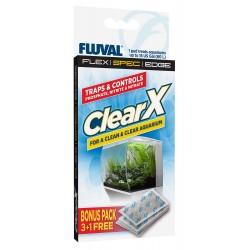 MASA FILTRANTE CLEAR X | 4 UN